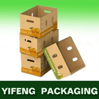 good permeability fruit goods carton box