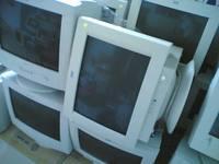 Branded CRT Monitor 17