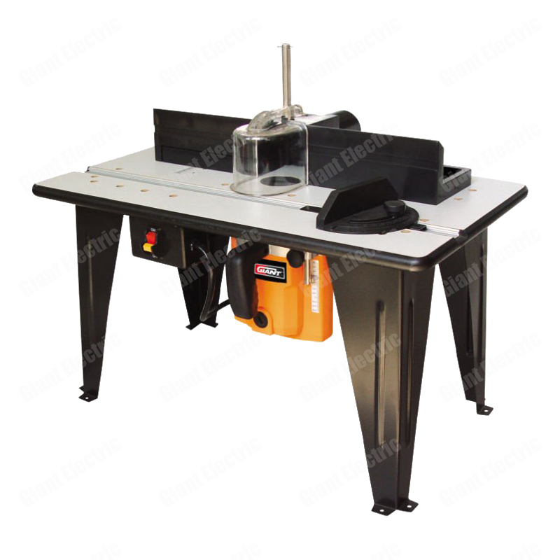 Portable Hot Selling Electric Woodworking Router MDF Table