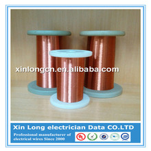 Heat Resistant Winding Coil Wire Polyurethane Insulation Coated Magnet Wire Used For Electrical Wire