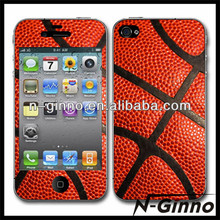 Protective surface full body skin sticker for iphone 4