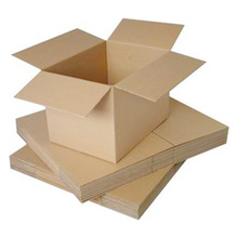 Custom high quality 3 layer/5 layer brown transport packaging carton corrugated shipping box