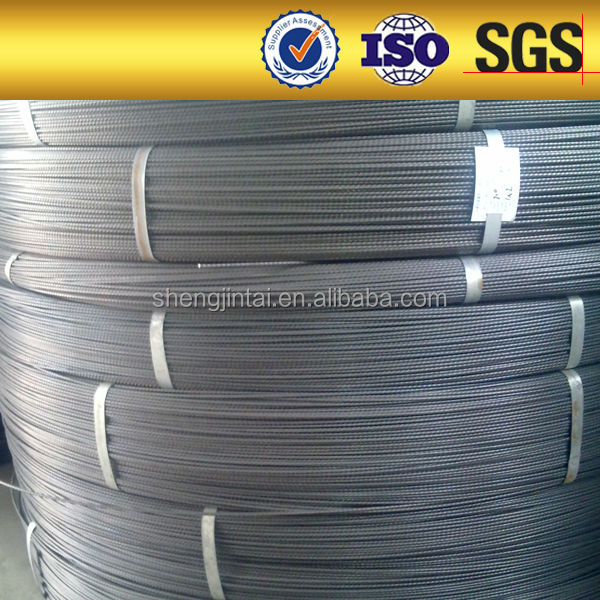High quality Low Relaxation High Strength Pc Wire