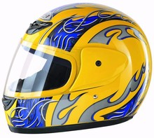DOT approved abs shell motorbike novelty helmet for sale