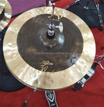 "Dark cymbals TV manual cymbals 18'""crash cymbals for drums"