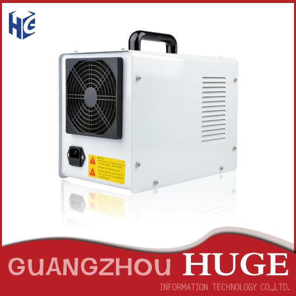 Factory price CE 3g 5g 6g 7g hotel use ozone generator for sale