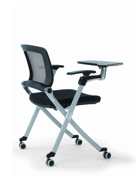 Training Chairs With Wheel Chair With Attached Desk