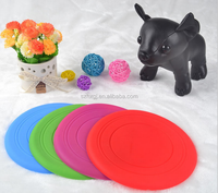 private label dog toys/ Resistance to bite pet frisbee/ Toy frisbee Special training high qualityDog training pad