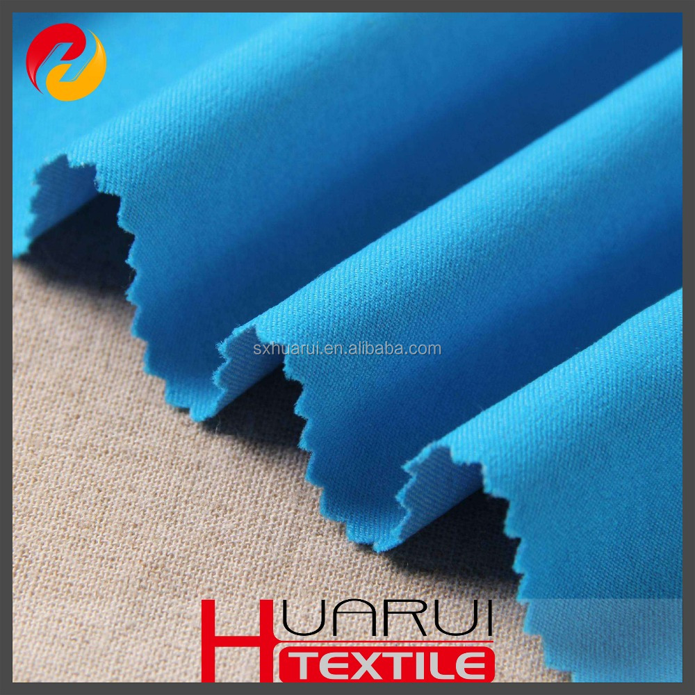 Workable Price Plain yarn dyed cotton fabric for underwar use