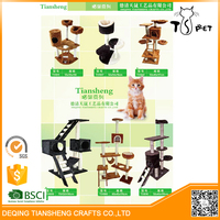OEM ODM Service Type Pet Toys Type and Cats Application Wholesale Cat Furniture
