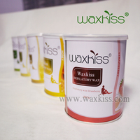 Waxkiss cera titanium wax for hair removal
