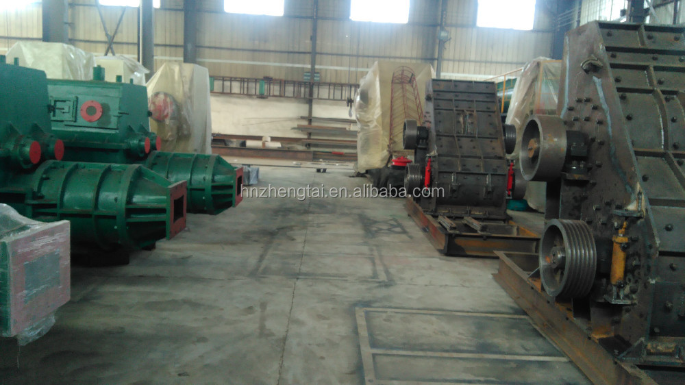 High capacity clay red brick machine vacuum extruder mud fire brick making machine factory