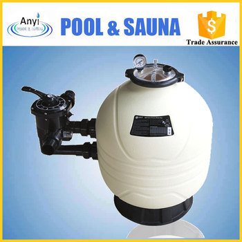 EMAUX swimming pool big multiport valve pool filter