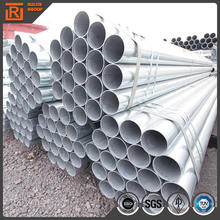 BS1139 hot dipped galvanized scaffolding pipe/steel structure building materials Low Carbon Steel tube
