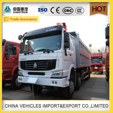 sino trucks price heavy duty dump truck for sale min order