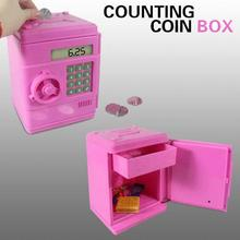 manufacture pip figures boxs custom kids plastic cake shaped porcelain money piggy bank