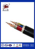 XLPE Insulation PVC Sheath Control Cable