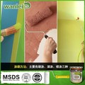 High quality interior wall non-toxic paint roller paint brush price