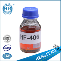Aromatic amine initiated PPG polyether polyol HF-406 for rigid foam MW:480