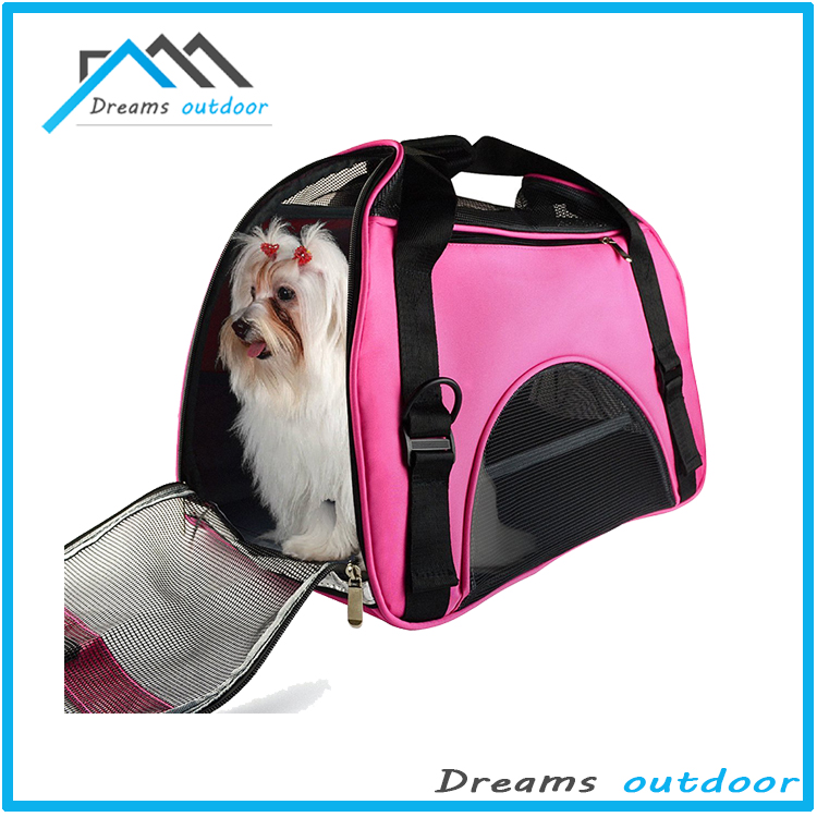 travel pet carrier cage for dog and cat