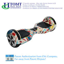 Custom cheap electric 2 wheel hoverboard, bluetooth module for hoverboard, smart balance hoverboard