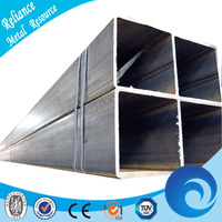 WELDED SQUARE HOLLOW MILD STEEL PIPE