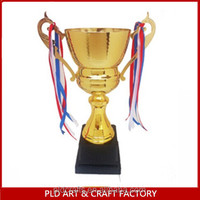 poly resin sports trophy