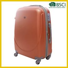 Alibaba china promotional bright color travel luggage