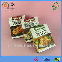 Easy Set-up Display Custom Cupcake Boxes Wholesale With Colorful Design