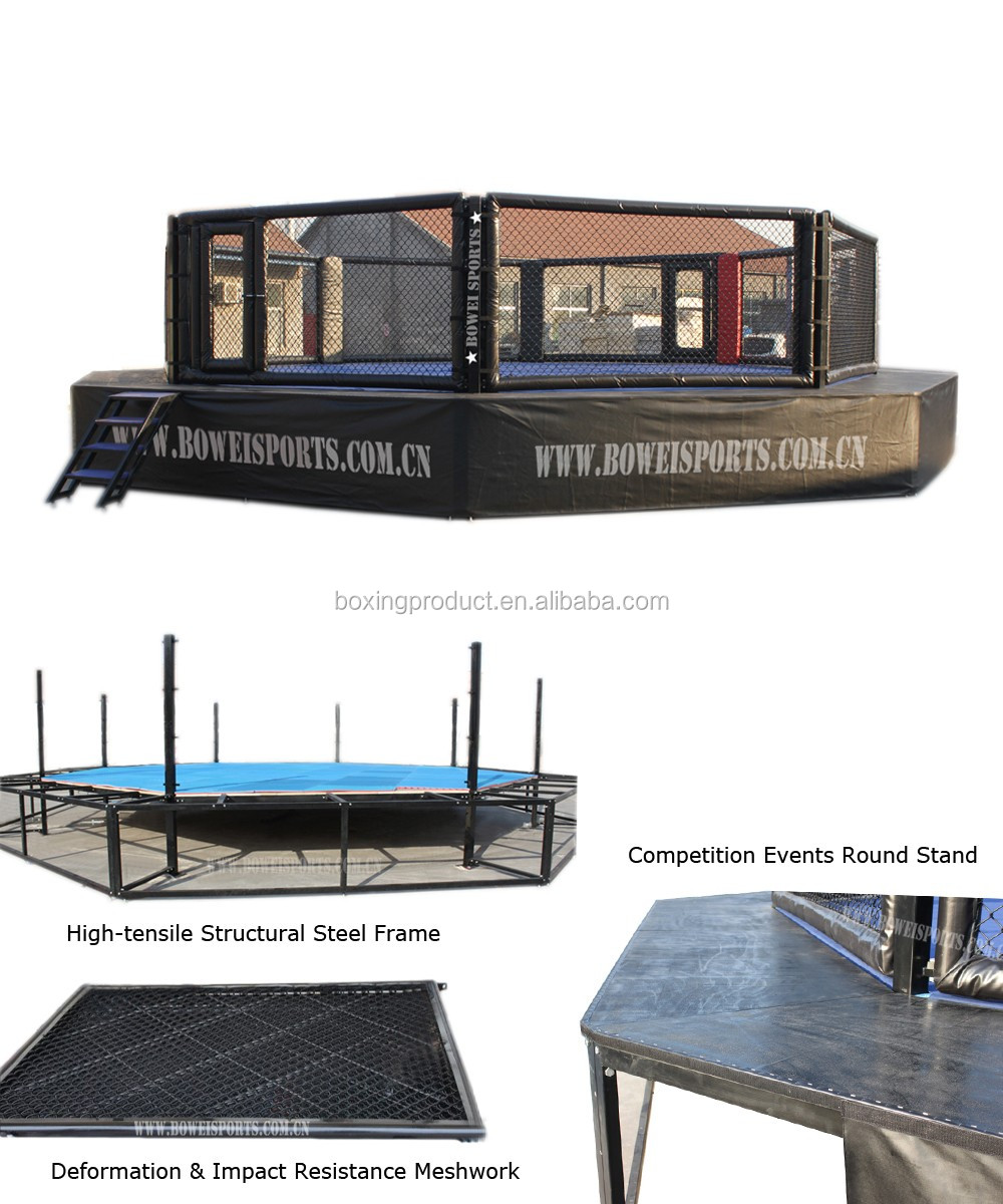 Used Mma Cage For Sale Buy Ufc Standard Mma Cage For
