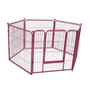 Pet exercise metal cage large dog pens large dogs puppy playpen
