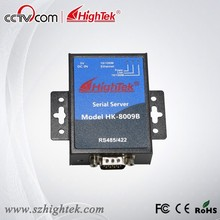 Hightek HK-8009B econômico RS485 / 422 serial para Ethernet converter device server