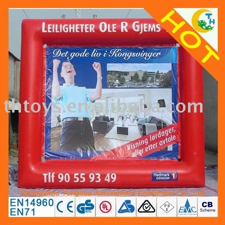 inflatable advertising Billboards, inflatable model,(competive price)