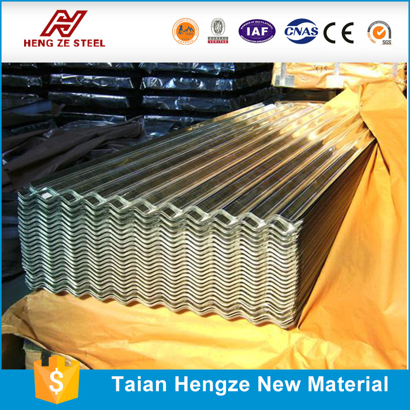 Supply Galvanized Corrugated Steel Sheet /Color Coated Curved Steel Roofing Sheet