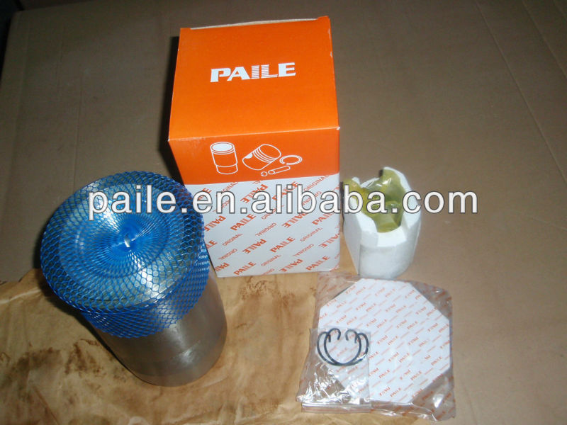 PAILE brand original quality SUPPLY FOR MERCEDES OM364 96.5mm cylinder liner kit assembly, repair set, sleeve&piston kit