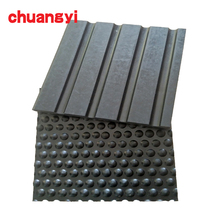 Anti slip rubber stable mat anti wear cow rubber mat on sale
