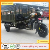 Chongqing cargo use three wheel motorcycle 250cc tricycle mini truck diesel hot sell in 2014