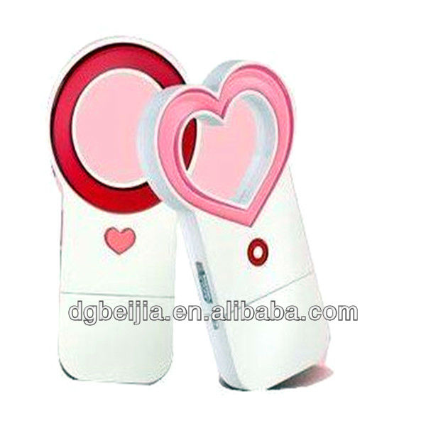 Customized Heart Shape USB Cover Protect USB Disk BJ-053
