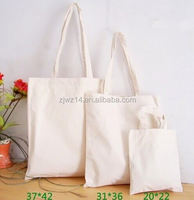 cotton seed bags/ plain cotton bag/ canvas tote bags
