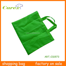 Polyester Bag Fabric Promotion Gift Eco Friendly Tote Shopping Bag Making Machine Price