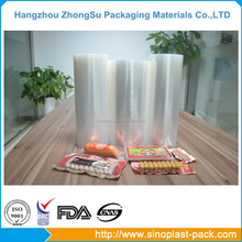 food grade multilayer coex cast plastic stretch roll film