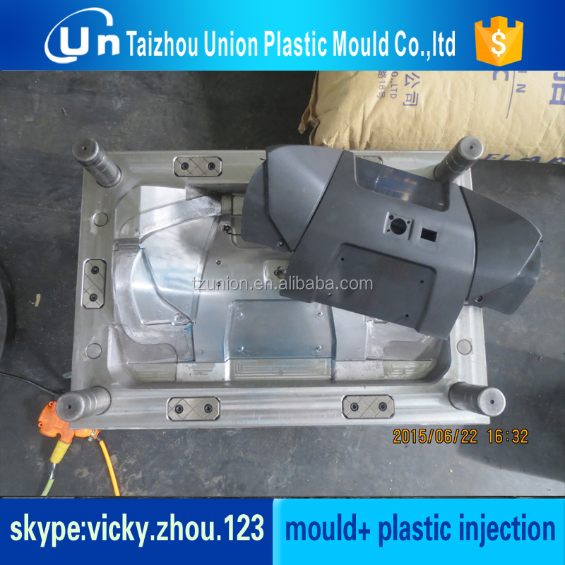 abs plastic injection moulding for auto parts