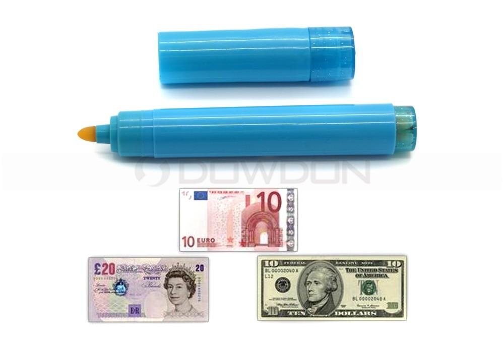 2 in 1 led uv light euro money counterfeit bill detector. Black Bedroom Furniture Sets. Home Design Ideas