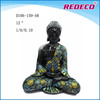 Resin buddha figure for home decoration