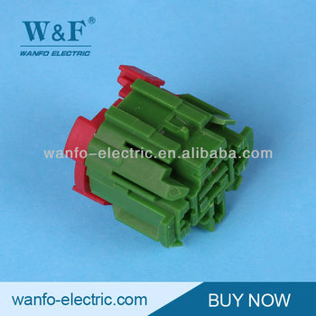 WF-1308019 red and green type Auto Connectors
