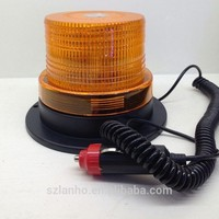 26 LED Fork Truck Vehicle Car Roof Ceiling Warning Flash Beacon light yellow
