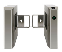 Access Control Swing Barrier Gates With High Security