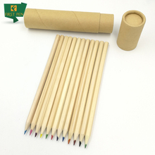 Promotional Eco-Friendly 12 In 1 Wooden Color Pencil Set
