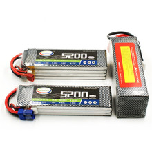 22.2V 40C 5200mAh High discharge lithium polymer battery pack