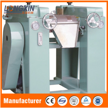 SG Manual three roller mill